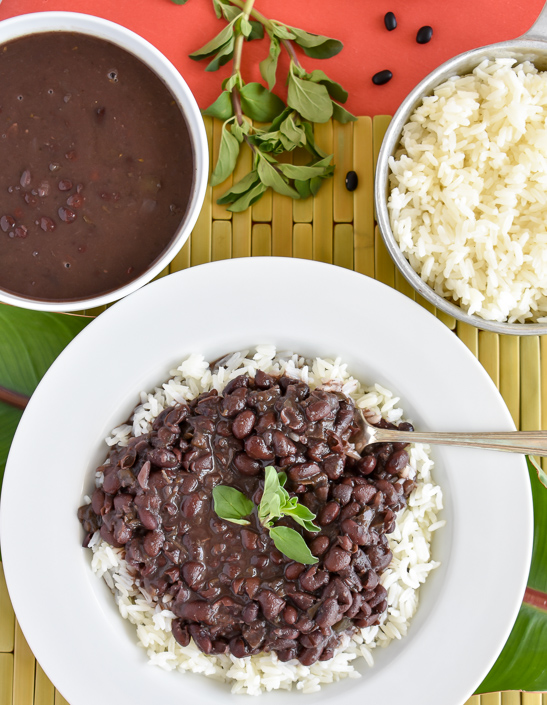 how to make cuban black beans from a can